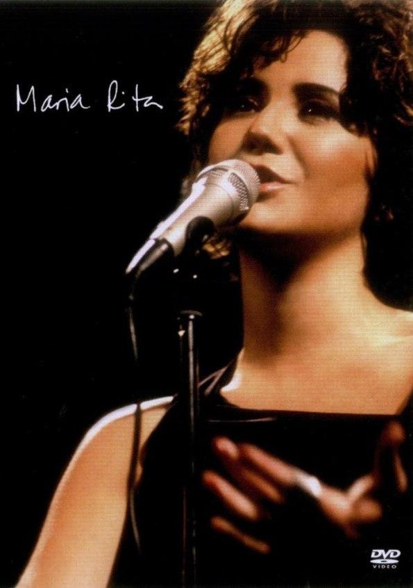 DVD Maria Rita 2003