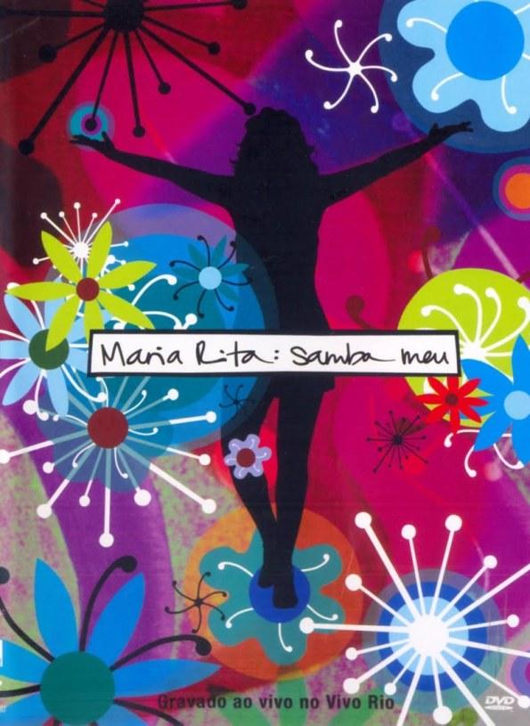 DVD Samba Meu - Maria Rita