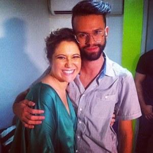 Wesley Mesquita e Maria Rita