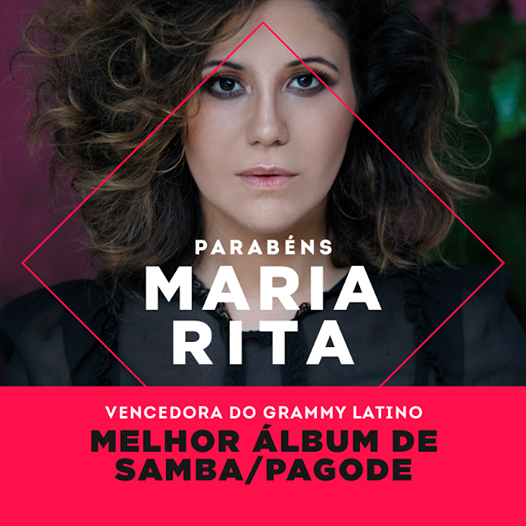 Coração a Batucar - Grammy Latino