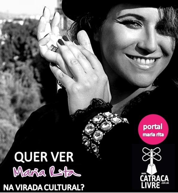 Maria Rita - Virada Cultural