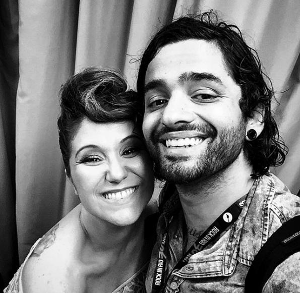Maria Rita e Lucas Silveira (Fresno) no Rock in Rio (2)